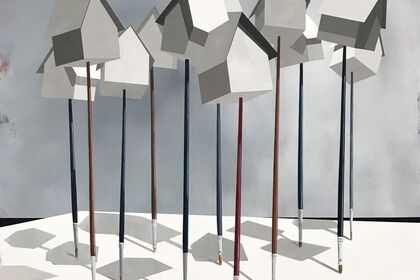 The Development: Justin Wheatley Solo Exhibition