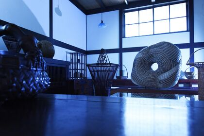 Yumekoubou Antique Bamboo Exhibition