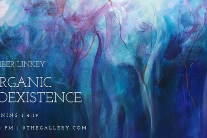 Amber Linkey: Organic Coexistence