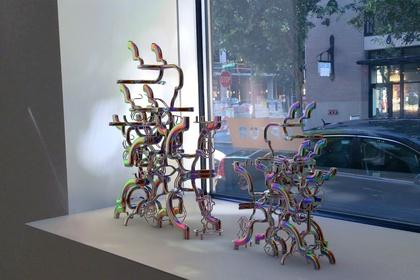 Convolution Weave Structures