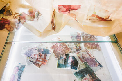 Crossings | A solo exhibition by Wei Leng Tay