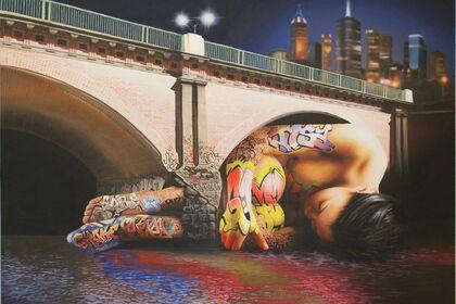 Stuart Amos - Urban Metamorphisis