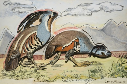 Birds of America | Explorations of Audubon: The Paintings of Larry Rivers and Others