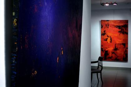 "David Benforado ""Between Sound and Silence ΙΙΙ"""