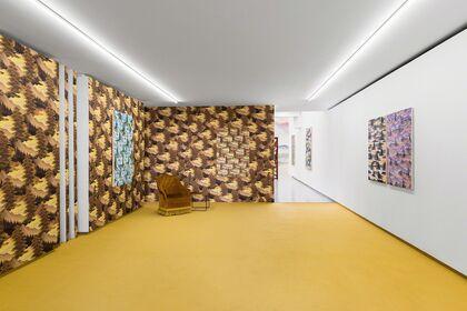 Imitation Sand, solo show by Neil Raitt