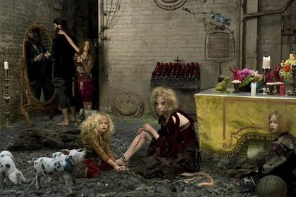 "Meghan Boody - ""PsycheSuperStar - an underground photo-novella"""