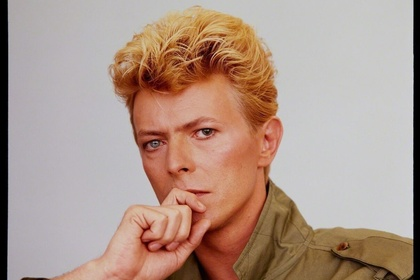 """Tony McGee - David Bowie """"Unseen"""""""