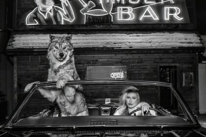 David Yarrow: Off Road & After Hours