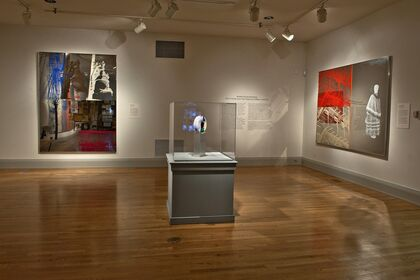 Robert Rauschenberg: ROCI Works from the National Gallery of Art