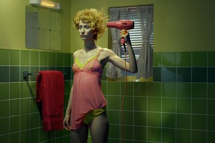 This Side of Paradise: Narrative, Cinema and Suburbia in the work of Miles Aldridge and Todd Hido