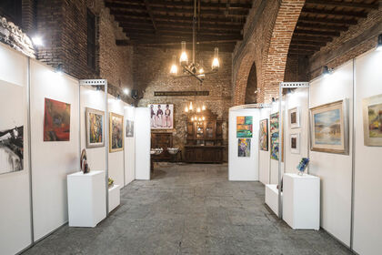 Arte en la Aduana de Oribe, Museos en la Noche