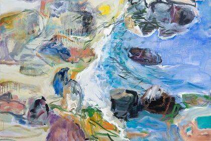 Michael Mazur - Along the Shoreline