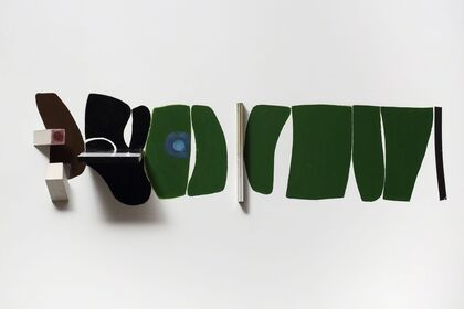 Victor Pasmore: Space as Motif. Works from 1960 – 1970