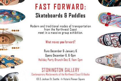 Fast Forward: Skateboards & Paddles