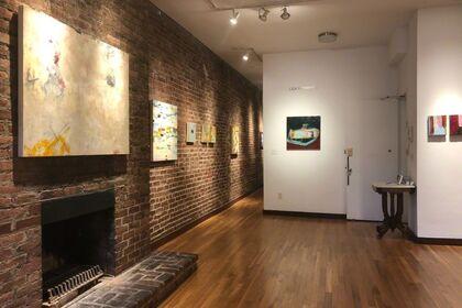 Lisa Pressman & Soonae Tark: A Two-Person Exhibition