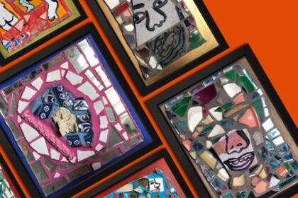 Isaiah Zagar: New Mosaics