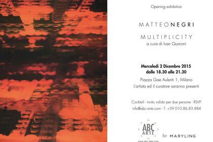 Matteo Negri | Multiplicity