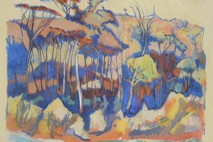 Guy Stuart: Recent Paintings