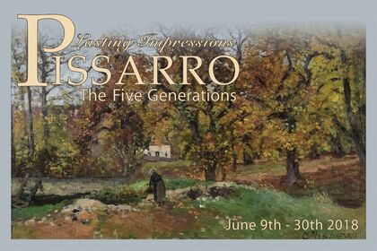 Lasting Impressions: Camille Pissarro- The Five Generations