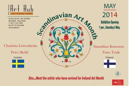 Scandinavia Art Month