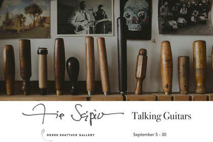 Flip Scipio: Talking Guitars