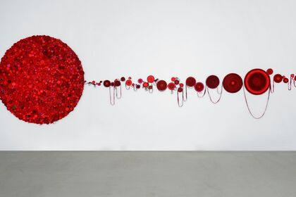 The First Solo exhibition in Hong Kong-Jane Lee: Red States