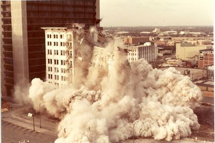 Destruction and Transformation: Vernacular Photography and the Built Environment