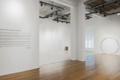 David Lamelas: Arquitectura nómade