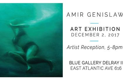 Amir Genislaw Art Exhibition