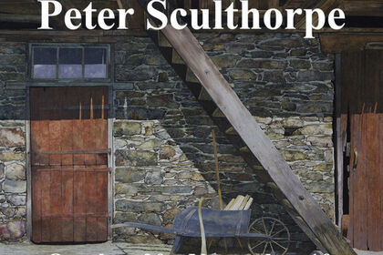 Peter Sculthorpe - New Paintings