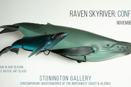 Raven Skyriver: Confluence