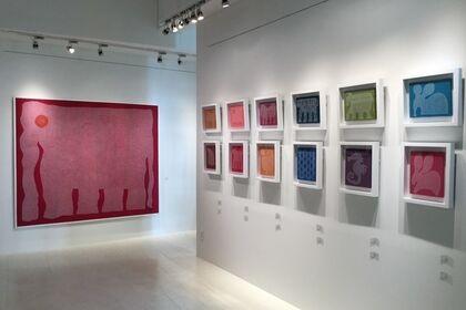 REIJINSHA GALLERY - Tensho Kikugawa Solo Exhibition