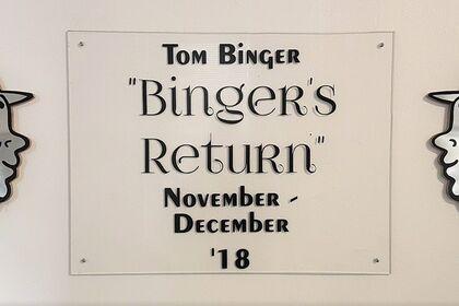 """Tom Binger """"Binger's Return"""""""