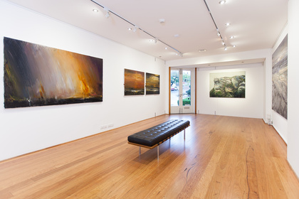 Geoff Dyer - New Paintings from South West Tasmania