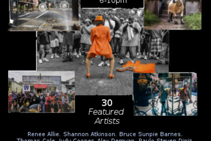 """""""Streets of New Orleans"""" Photography Show Curated by Don Marshall"""