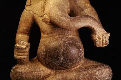 Ganesha: The Playful Protector