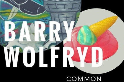 Barry Wolfryd - Common Ground