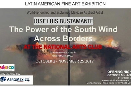 The Power of the South Wind Across Borders - Exhibition 2017