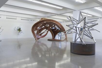 Frank Stella - Recent Work