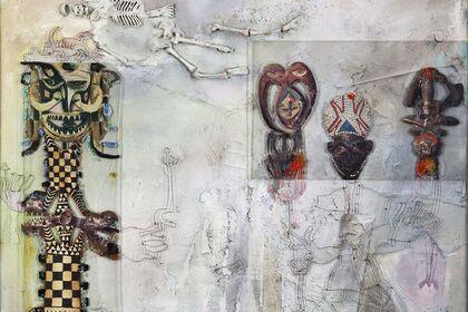Mohan Samant: Masked Dance for the Ancestors
