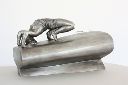 Paola Margherita. New Aluminum Sculptures