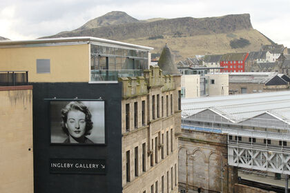 Billboard for Edinburgh