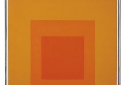 Matière - Josef Albers and Postwar Abstraction