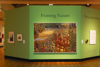 Framing Nature: The Living World in Art