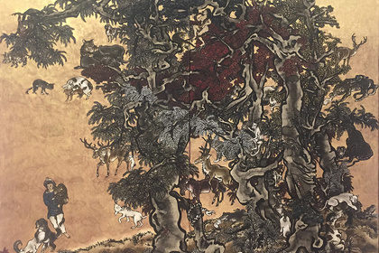 Yang Jiechang: This is still Bird and Flower Painting