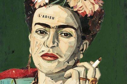 Frida, a sangre