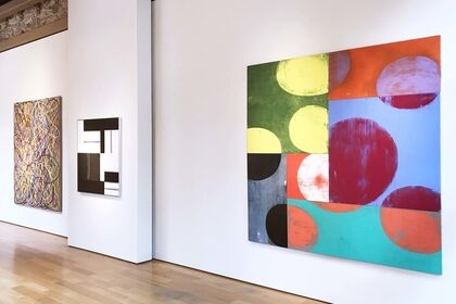 Charles Arnoldi | Recent Paintings