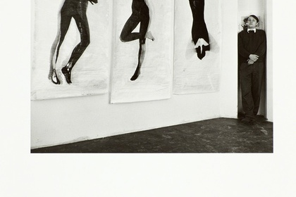 Floris Neusüss | Intent and Gesture: Photograms - Color (1966 - 2007)