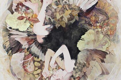 Sanami Shimada: Japanese style paintings