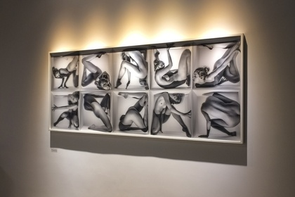 Pontone Gallery Taiwan | 傑夫.羅伯 立體攝影個展 | Jeff Robb solo exhibition
